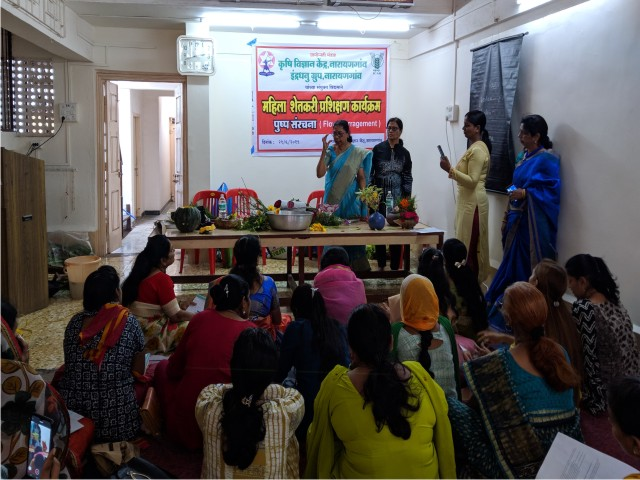 Women SHG's Training
